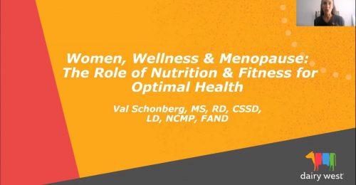 Webinar Menopause