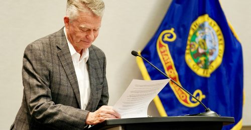 Gov. Little signs Decade of Ag proclamation